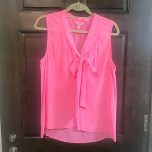 Lilly Pulitzer Dahlia Top